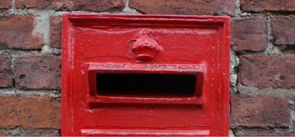 Wysyłka pocztowa