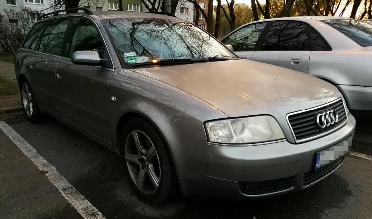 Audi A6 C5 Cena Diagnostyki Komputerowej Dobrymechanikpl
