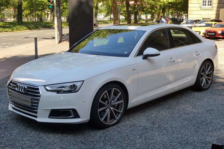Audi A4 B9 Diesel Cena Przeglądu Okresowego Małego Dobrymechanikpl