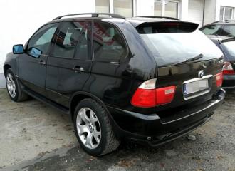 BMW X5 E53 - Cena wymiany tarcz hamulcowych