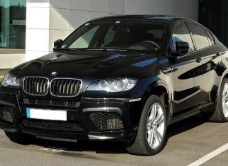 BMW X6 E71 - Cena wymiany tarcz hamulcowych