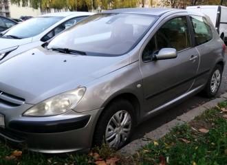 Peugeot 307 I - Cena wymiany tarcz hamulcowych