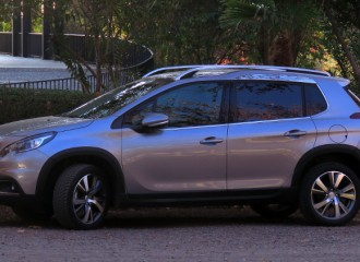 Peugeot 2008 diesel - cena przeglądu okresowego dużego