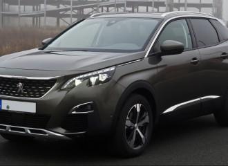 Peugeot 3008 II diesel - cena przeglądu okresowego dużego
