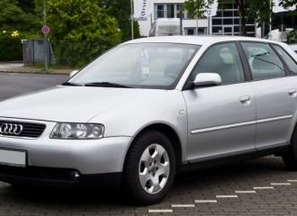 Audi A3 8L - Cena wymiany filtra paliwa