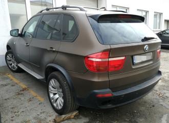 BMW X5 E70 - Cena wymiany filtra paliwa