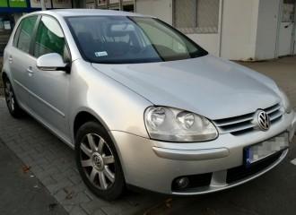 Volkswagen Golf V - Cena wymiany filtra powietrza