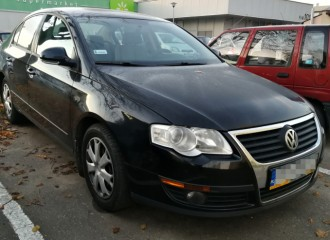 Volkswagen Passat B6 - Cena wymiany filtra powietrza