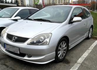 Honda Civic VII - Cena wymiany filtra powietrza