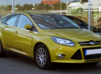Ford Focus Mk3 - Cena wymiany świec zapłonowych