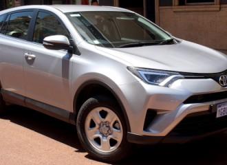 Toyota RAV 4 IV benzyna - cena przeglądu okresowego małego