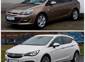 Opel Astra H - Cena napełnienia klimatyzacji