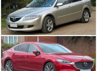 Mazda 6 I - Cena napełnienia klimatyzacji