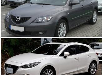 Mazda 3 I - Cena napełnienia klimatyzacji