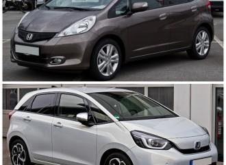 Honda Jazz III - Cena napełnienia klimatyzacji