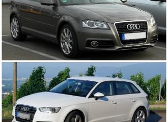Audi A3 8P - Cena napełnienia klimatyzacji