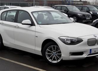 BMW Serii 1 F20-21 - Cena napełnienia klimatyzacji