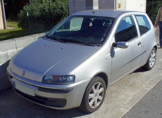 Fiat Punto II - Cena napełnienia klimatyzacji