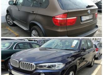 BMW X5 E70 - Cena napełnienia klimatyzacji
