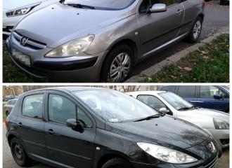 Peugeot 307 I - Cena napełnienia klimatyzacji