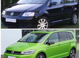 Volkswagen Touran I - Cena napełnienia klimatyzacji
