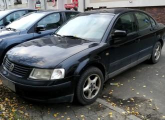 Volkswagen Passat B5 - Cena wymiany płynu chłodniczego