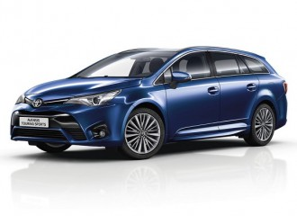 Toyota Avensis T27 benzyna - cena przeglądu okresowego po 30 tyś. km / 24 miesiącach