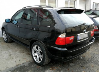 BMW X5 E53 - Cena wymiany płynu chłodniczego