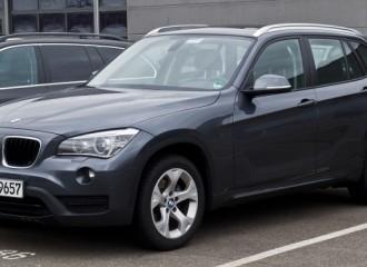 BMW X1 I - Cena wymiany filtra kabinowego