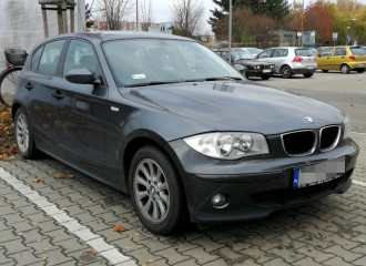 BMW Serii 1 E81-87 - Cena diagnostyki komputerowej
