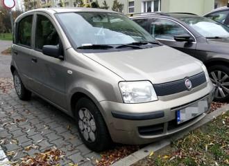Fiat Panda II - Cena ustawienia zbieżności kół