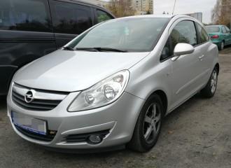 Opel Corsa D - Cena ustawienia zbieżności kół