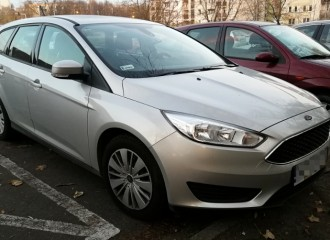 Ford Focus Mk3 - Cena ustawienia zbieżności kół