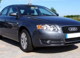 Audi A4 B7 - Cena ustawienia zbieżności kół