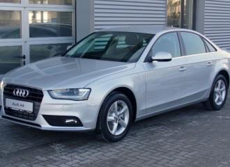 Audi A4 B8 - Cena ustawienia zbieżności kół