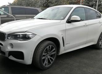 BMW X6 F16 - Cena ustawienia zbieżności kół