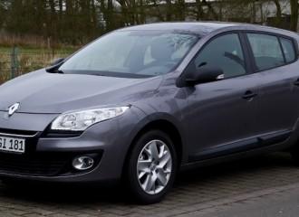 Renault Megane III - Cena wymiany oleju silnikowego