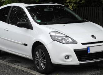Renault Clio III - Cena wymiany oleju silnikowego