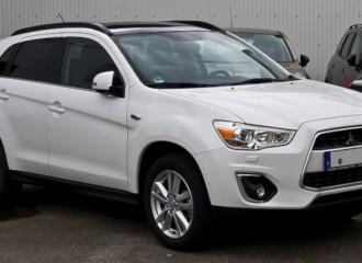 Mitsubishi ASX I - Cena wymiany oleju silnikowego