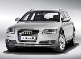 Audi A6 C6 - Koszty naprawy zawieszenia pneumatycznego