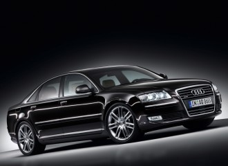 Audi A8 D3 - Koszty naprawy zawieszenia pneumatycznego