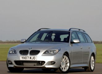 BMW Serii 5 E61 - Koszty naprawy zawieszenia pneumatycznego