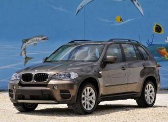 BMW X5 E70 - Koszty naprawy zawieszenia pneumatycznego