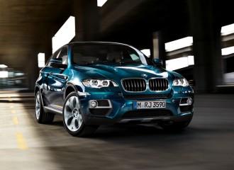 BMW X6 E71 - Koszty naprawy zawieszenia pneumatycznego