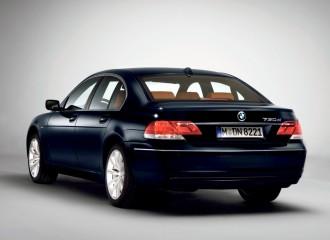 BMW Serii 7 E65 - Koszty naprawy zawieszenia pneumatycznego