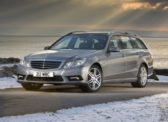 Mercedes Klasy E W212 - Koszty naprawy zawieszenia pneumatycznego
