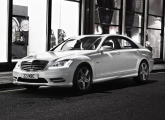 Mercedes Klasy S W221 - Koszty naprawy zawieszenia pneumatycznego