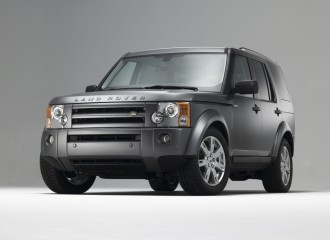 Land Rover Discovery 3 - Koszty naprawy zawieszenia pneumatycznego