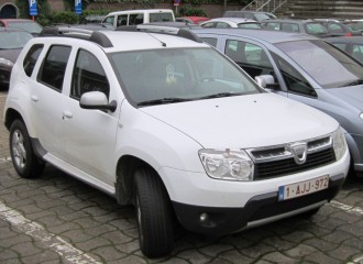 Dacia Duster I - Cena wymiany filtra paliwa