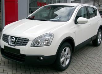 Nissan Qashqai - Cena wymiany filtra paliwa